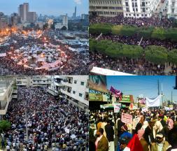 Comment les pays du Golfe ont-ils profité du Printemps arabe ?