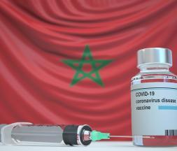 Le Maroc s'approche de la barre des 10 millions de vaccins administrés © DR