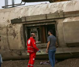 Égypte : au moins 11 morts dans un accident ferroviaire