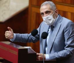 Moulay Hafid Elalamy, ministre de l'Industrie