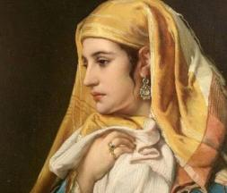 Portrait de Fatima Al Fihriya, surnommée Oum al Banine © DR