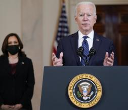 George Floyd : un pas géant vers la justice a été réalisé, selon Biden