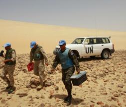 Sahara : ce qu'il faut retenir de la dernière réunion du Conseil de sécurité
