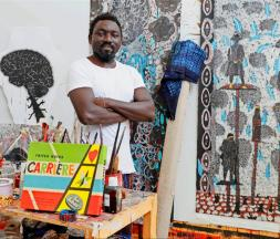 Qui est Omar Ba, cet emblématique peintre sénégalais ?