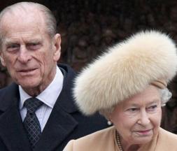 Royaume-Uni : préparatifs des funérailles du prince Philip
