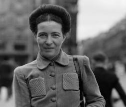 Simone de Beauvoir © DR
