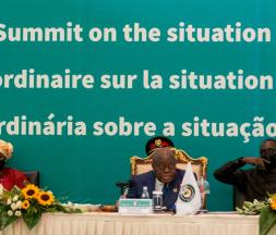 Cédéao : exclusion du Mali après son deuxième coup d'État