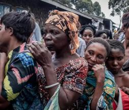 RDC : exode massif après l'éruption d'un volcan