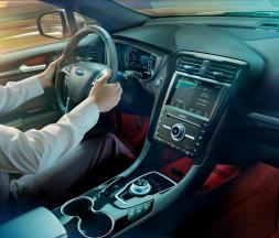 La Ford Fusion 2021 © Ford