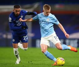 Manchester City affrontera le club londonien de Chelsea en finale de la Ligue des Champions © DR