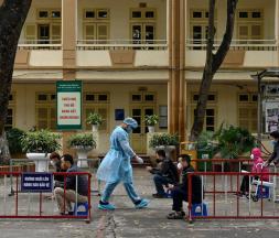Vietnam : signalisation d'un nouveau variant de la Covid-19