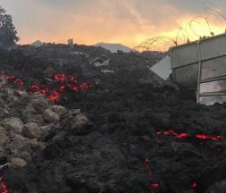 RDC : Goma menacée par une nouvelle éruption du volcan Nyiragongo