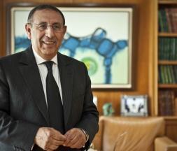 Youssef Amrani, l'ambassadeur du Maroc en Afrique du Sud © DR