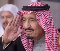 Le Prince Salman a été nommé roi d'Arabie Saoudite le 23 janvier 2015 après le décès d'Abdallah © AP/ Saudi Press Agency