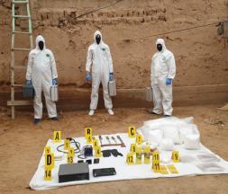 Démantèlement d'une cellule terroriste près de Marrakech