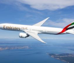 Emirates Boeing 777 © Emirates