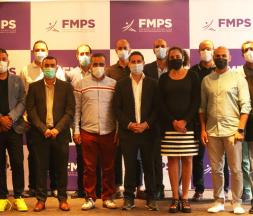 Les membres de la FMPS © DR