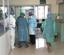 Le Maroc a un grand manque d'effectif dans son système de santé publique © DR