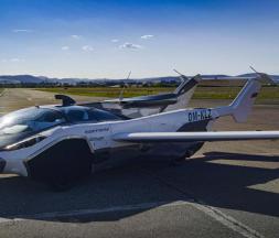 Voiture volante de Klein Vision © DR
