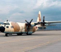 Un avion de type C-130 des Forces armées royales © DR