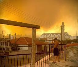 Chypre : un incendie prémédité fait 4 morts dans l'île