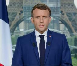 Covid-19 : ce qu'il faut retenir de l'allocution de Macron