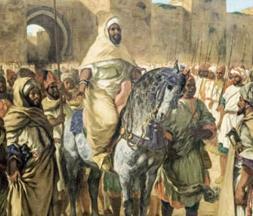 """Inauguration de l'exposition """"Delacroix, souvenirs d'un voyage au Maroc"""""""