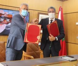 L'ONCF et l'ONMT s'allient pour la promotion du tourisme interne © DR