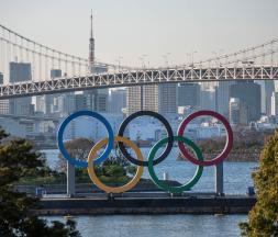 Les J.O de Tokyo démarrent le 23 juillet 2021 © DR