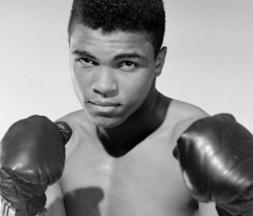Mohamed Ali Clay © Getty Images