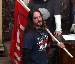 Attaque du Capitole : condamnation d'un premier assaillant