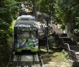 Le célèbre Peak Tram de Hong Kong fermé pour rénovation
