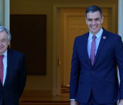 Envoyé spécial au Sahara : l'appel d'António Guterres