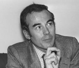 l'homme politique français Robert Badinter © DR