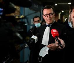 Olivier Baratellia, avocat du Royaume dans l'affaire Pegasus © DR