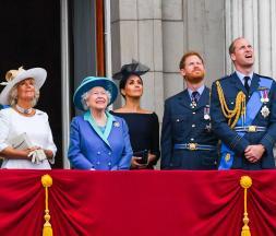 La pression des traditions que subissent les femmes la famille royale britannique