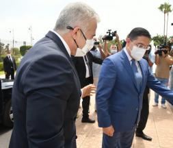 Maroc-Israël : la visite historique de Yaïr Lapid consolide les liens entre les deux pays