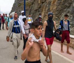 Espagne : grande polémique autour du rapatriement des mineurs non accompagnés