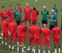 Vahid Halilhodzic a convoqué 24 joueurs pour les deux prochains matchs du Maroc © DR