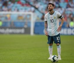 Lionel Messi © DR