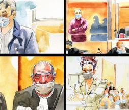 Attentats de Paris en 2015 : les victimes se succèderont à la barre