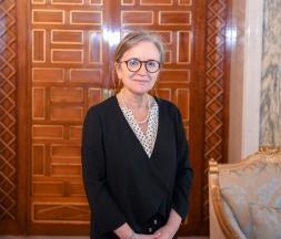 Najla Bouden, première cheffe du gouvernement en Tunisie © DR