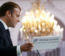 Harkis : Emmanuel Macron demande pardon et annonce une loi de reconnaissance et de réparation