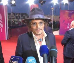 Festival de Deauville : Johnny Depp à la rencontre de ses fans