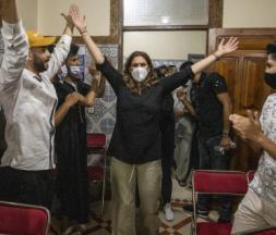 Fatima Azzahra Mansouri, maire de la ville de Marrakech © DR