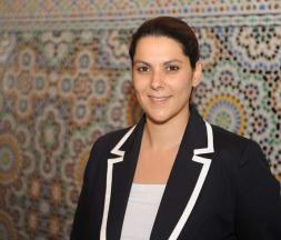 Fatima Zahra Mansouri © DR