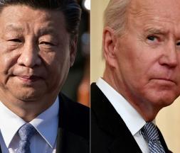 Chine-USA : premier échange entre Biden et Jinping en sept mois