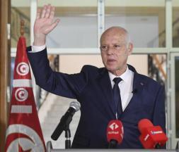 Le président tunisien Kais Saied © DR