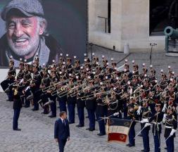 France : un hommage national au légendaire Jean-Paul Belmondo