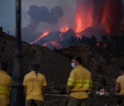 Le volcan de l'île espagnole de La Palma toujours en éruption
